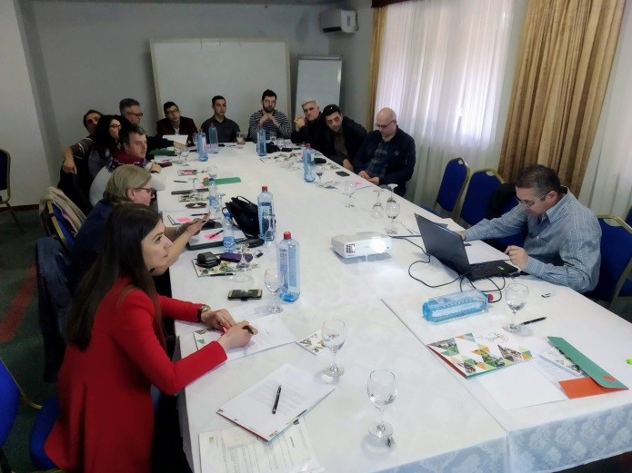 03/06/2019 A 4.1. – Workshop for networking of young people from the east and south-east planning region